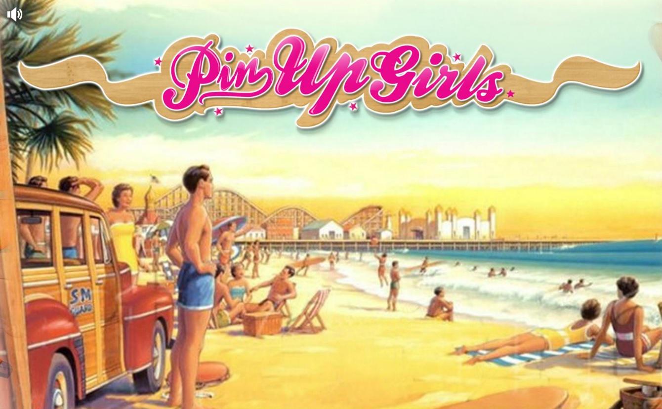 Pin Up Girls Slot Machine