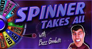 Spinner Takes All Slot Machine