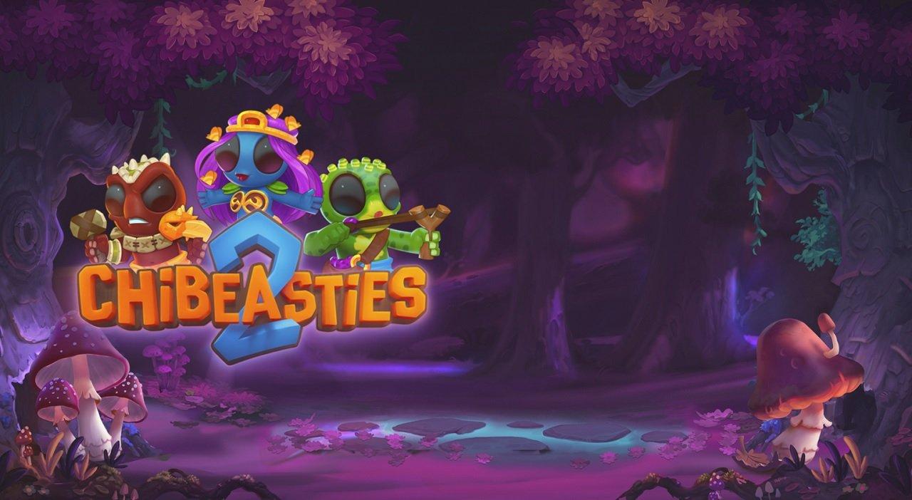 Chibeasties 2 Slot Machine
