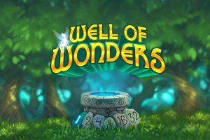 Well of Wonders Is Full of Fairies