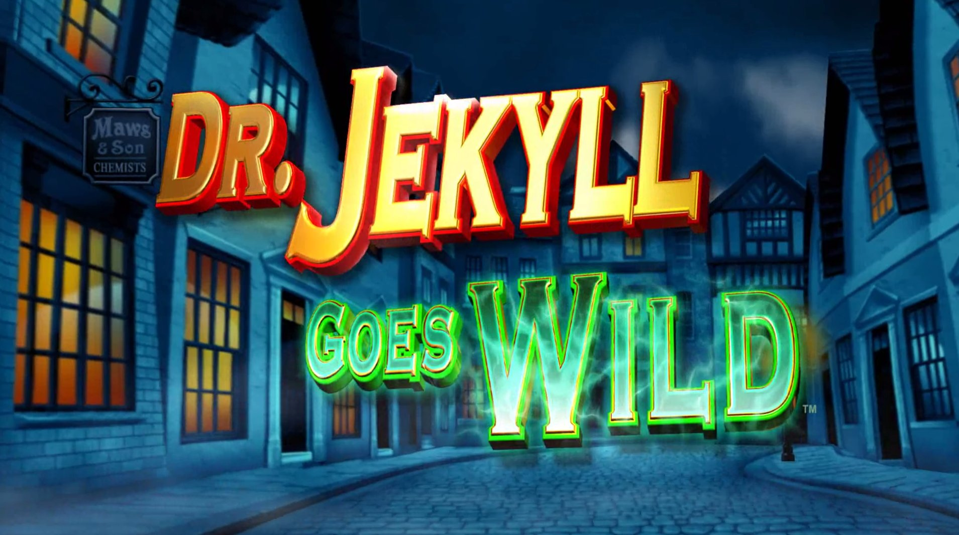 Dr. Jekyll Goes Wild Slot