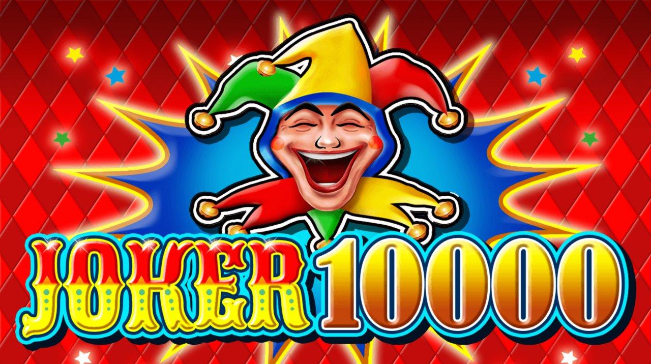 Joker 10 000 Slot