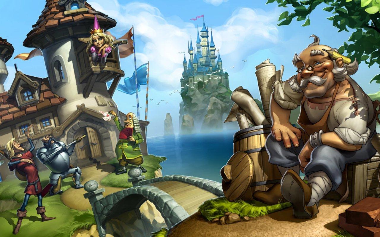 Castle Builder Slot