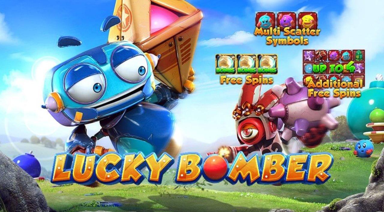 Lucky Bomber Slot Machine