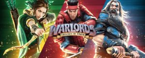 Warlords: Crystals of Power Slot