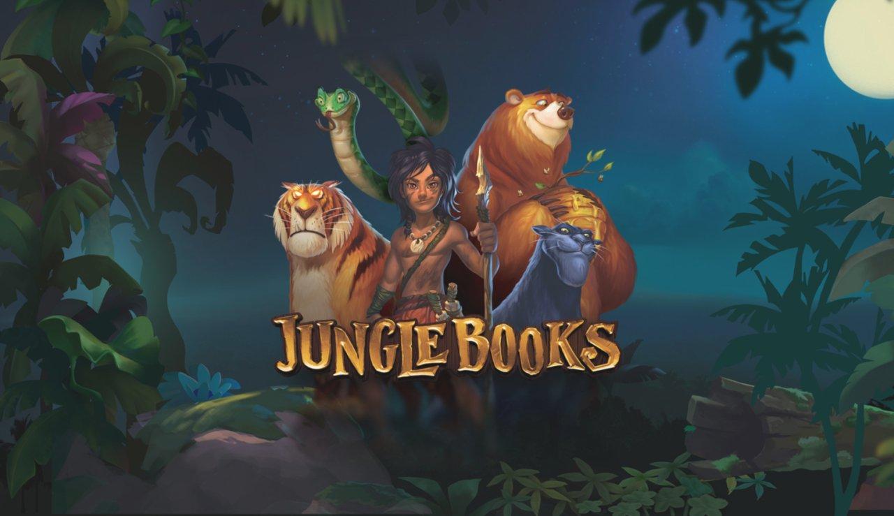 Jungle Books Slot Machine