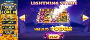 Totem Lightning - Rizk Casino