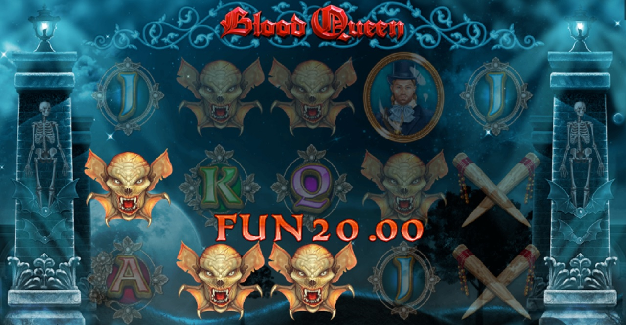 Blood queen iron dog casino slots reviews sounds