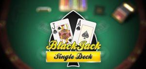 BlackJack Single Deck