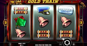 Gold Train Casino Slot
