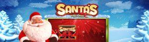 Santa's Free Spins