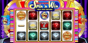 Triple Bonus Spin n Win