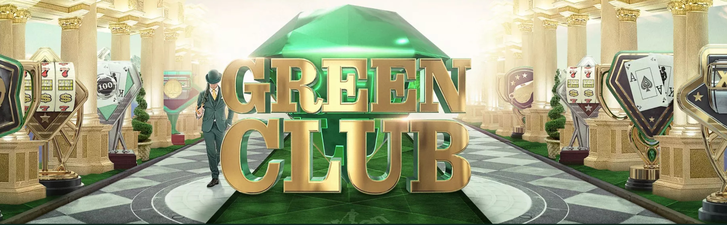 Mr Green VIP Club