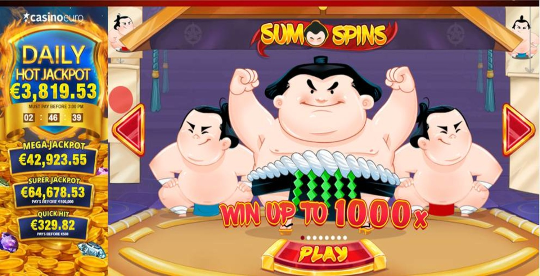 Sumo Spins