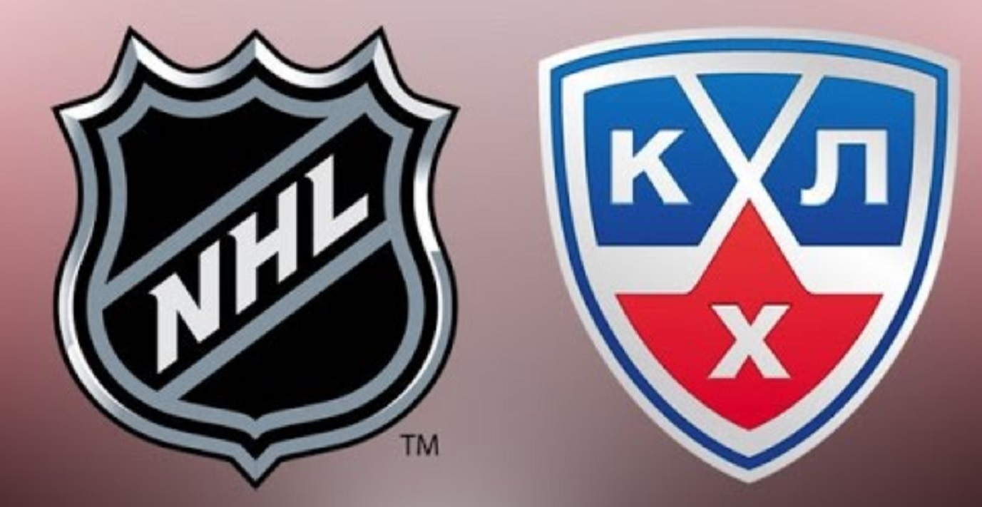 The amazing story of KHL and the comparison with NHL