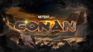 Conan Slot from NetEnt