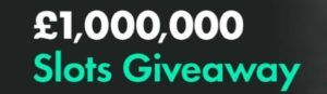 1 Million slots giveaway is back