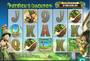 Patricks Jackpot