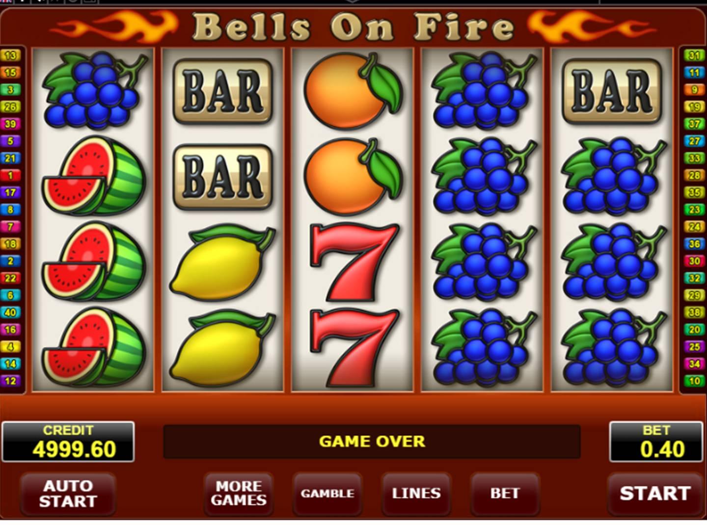 Spiele Hot Bells On Fire - Video Slots Online
