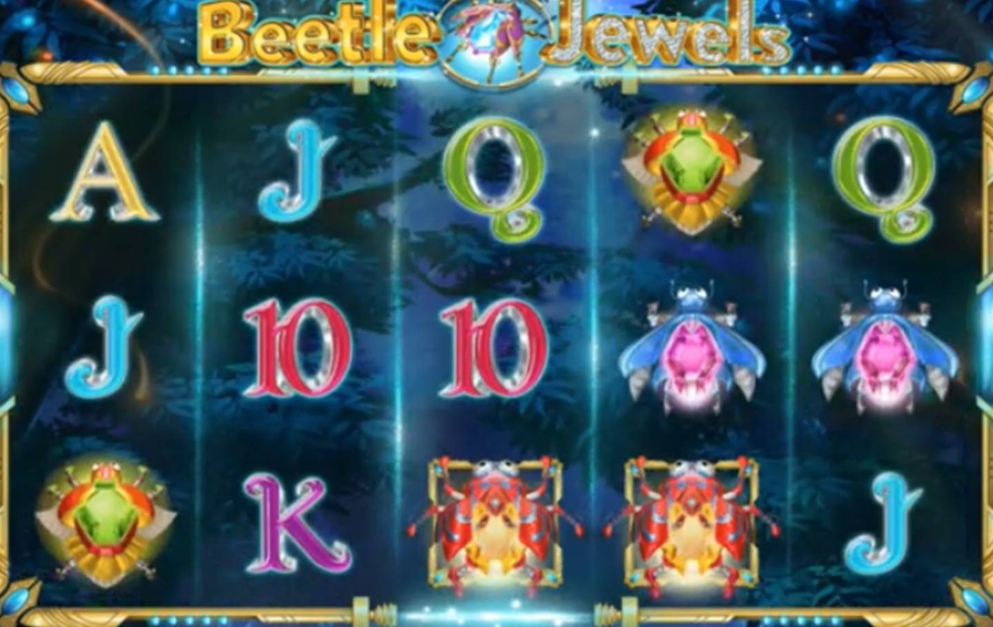 Beetle Jewels
