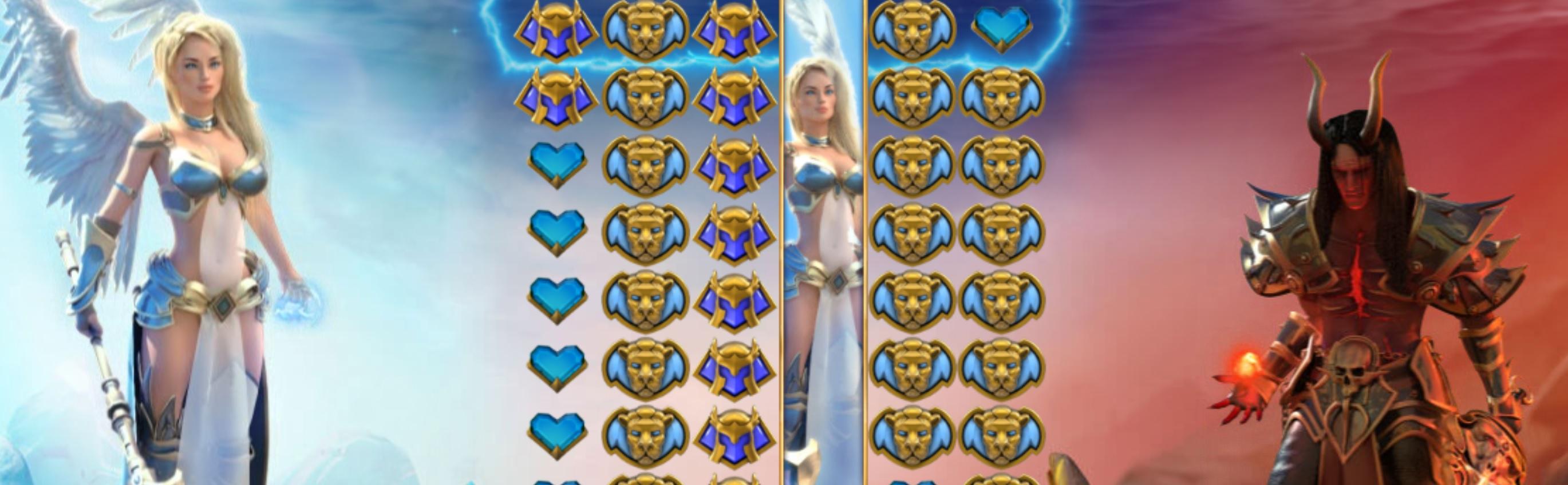 Archangels Salvation Slot from NetEnt