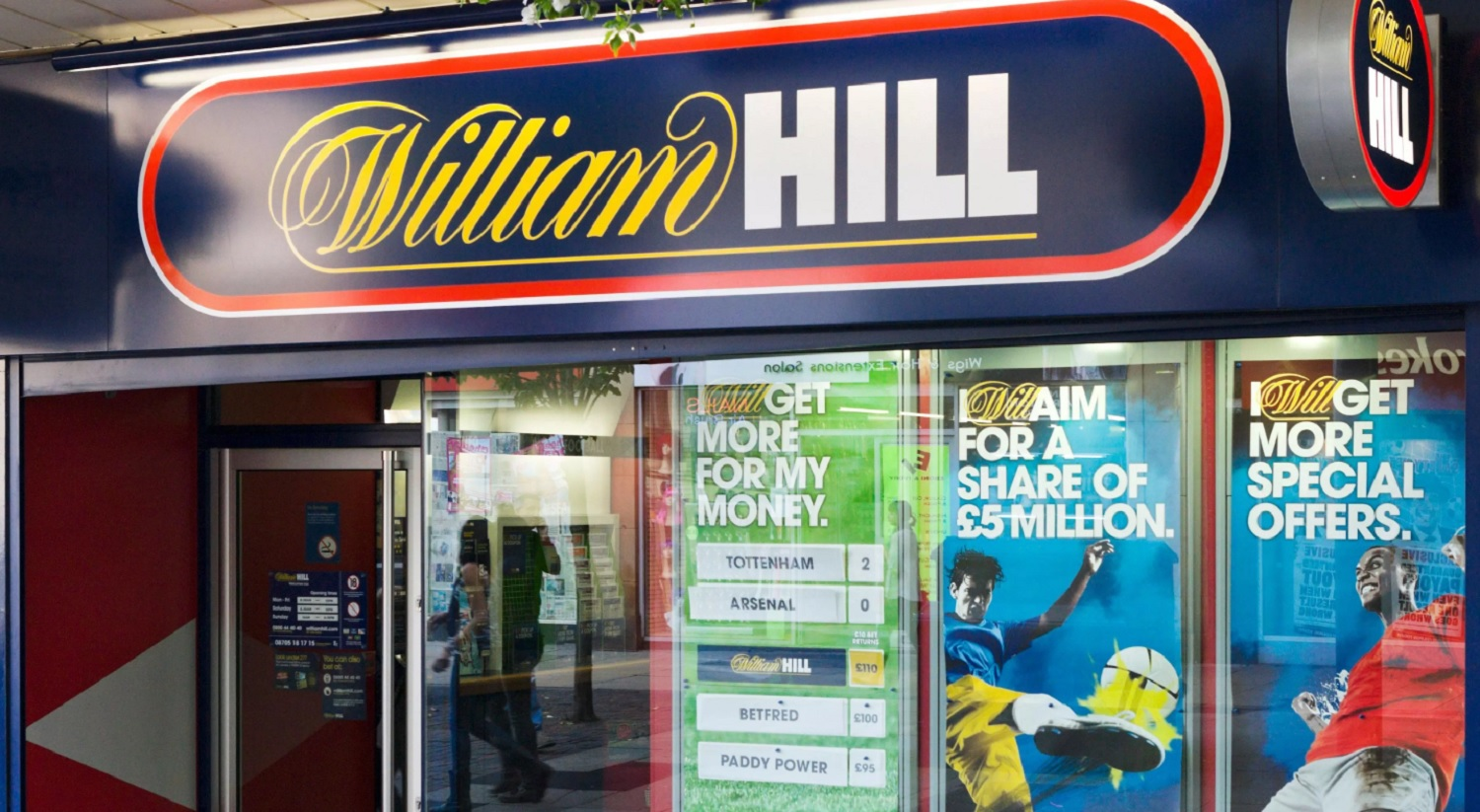 Fixed-odds betting terminals (FOBT) causing the first job cuts