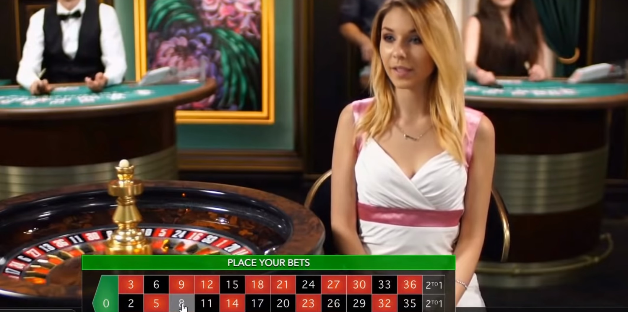 Live Casino 100% up to £100 Bonus Review