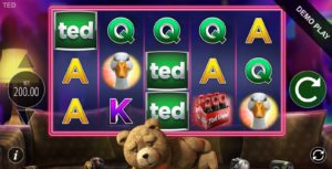 Ted slot is becoming more popular