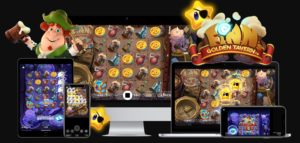 Popular leprechaun slot series gets another sibling called Finn's Golden Tavern