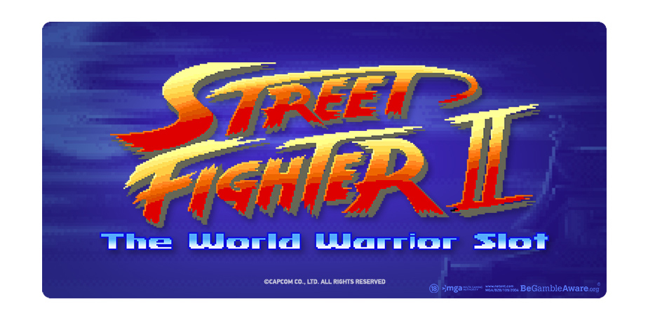 NetEnt pulls off a special move with Street Fighter II partnership