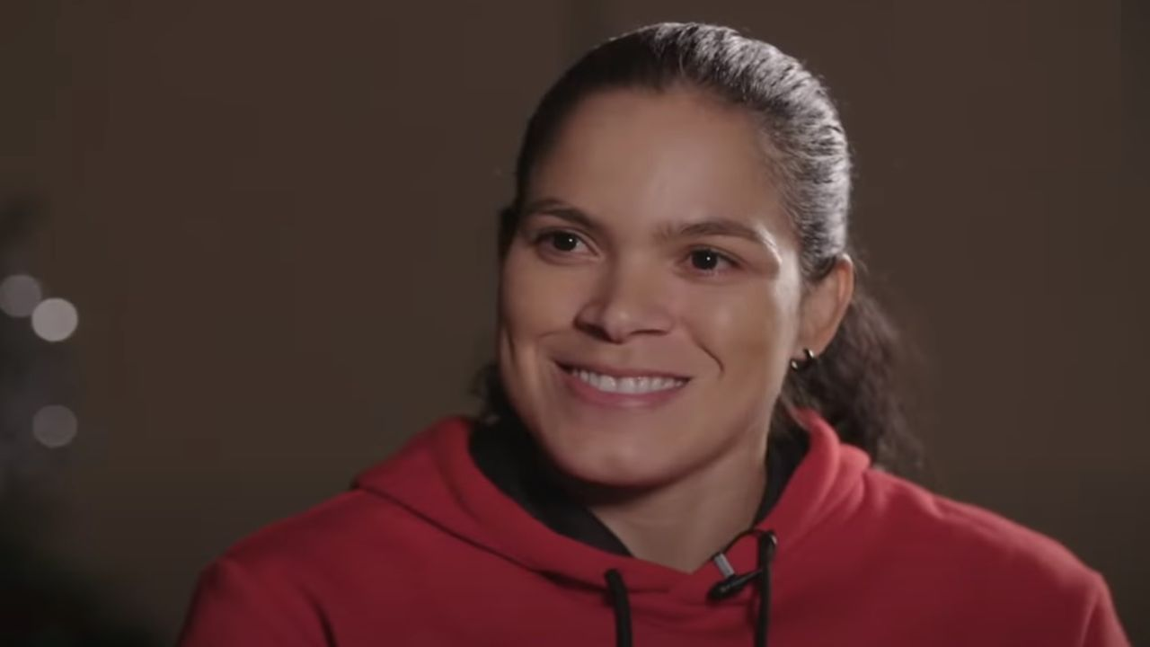Amanda Nunes is back