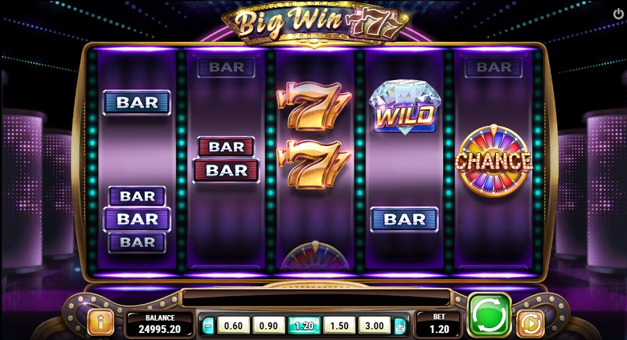 Big Win 777 slot more addictive than expected