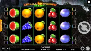Halloween King slot is not available in the UK