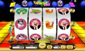 Karaoke King is one of the most popular Kajot slots