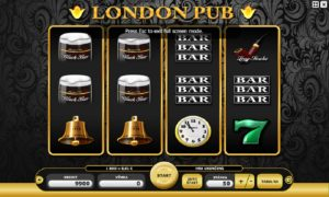 London Pub slot game takes you to your favourite spot